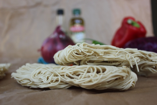 Hakka Noodles Ingredients